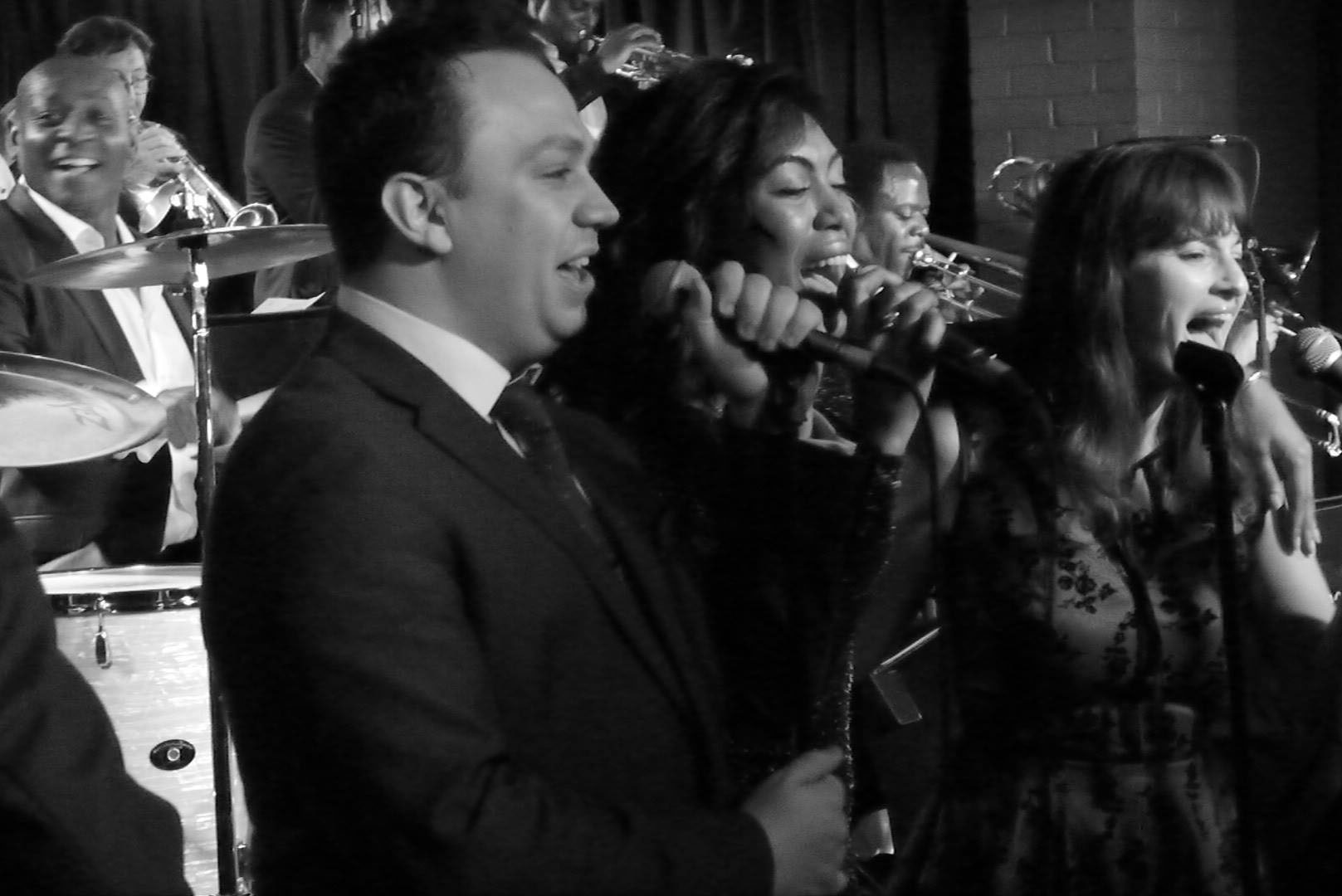 Vince Dunn Orchestra Vocalists