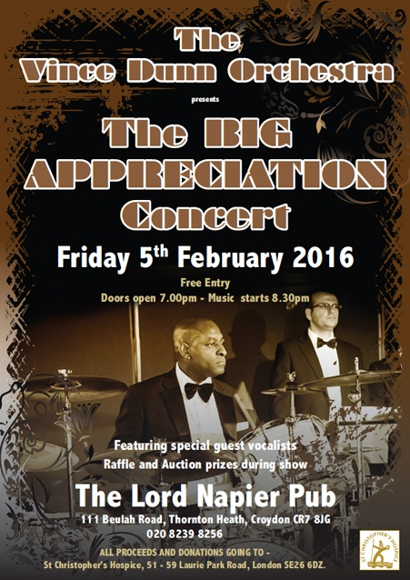 THE BIG APPRECIATION CONCERT