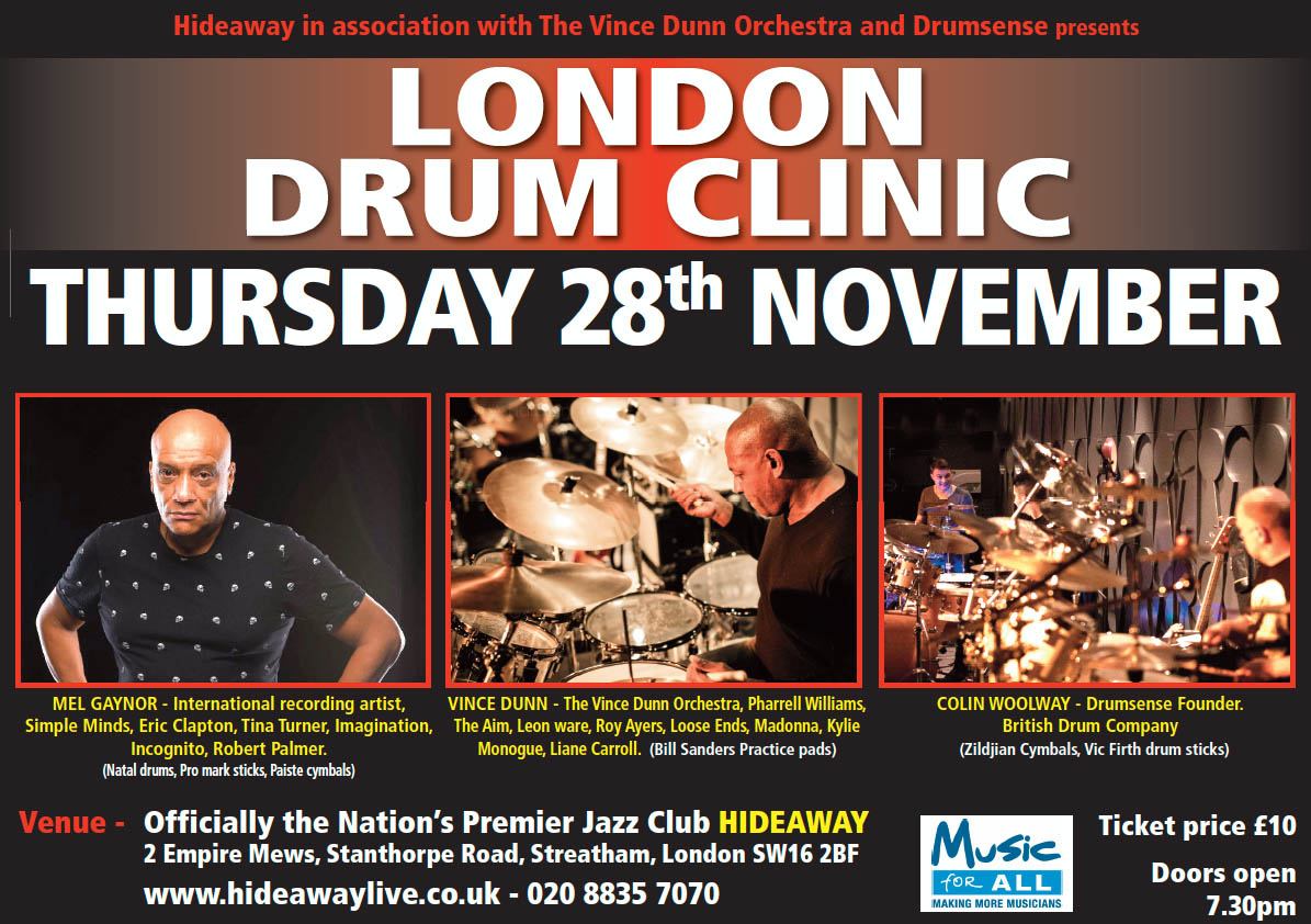 The London Drum Clinic